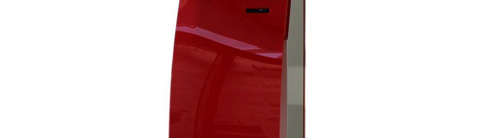 Q-smart e2 kırmızı kiosk
