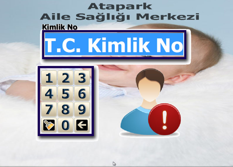 ASM sıramatik ekran