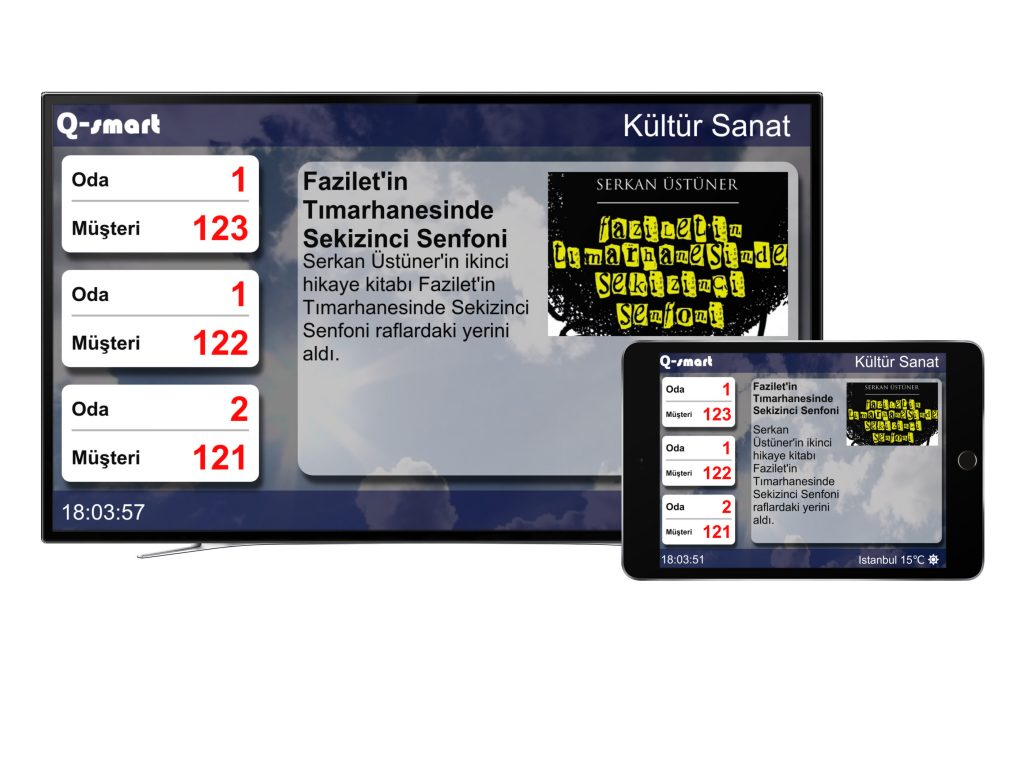 bulut siramatik sistemi smart tv