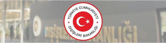 Dışişleri Logo
