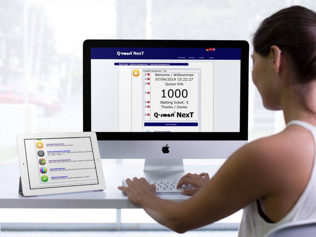 sıramatik sistemi reklam yönetimi
