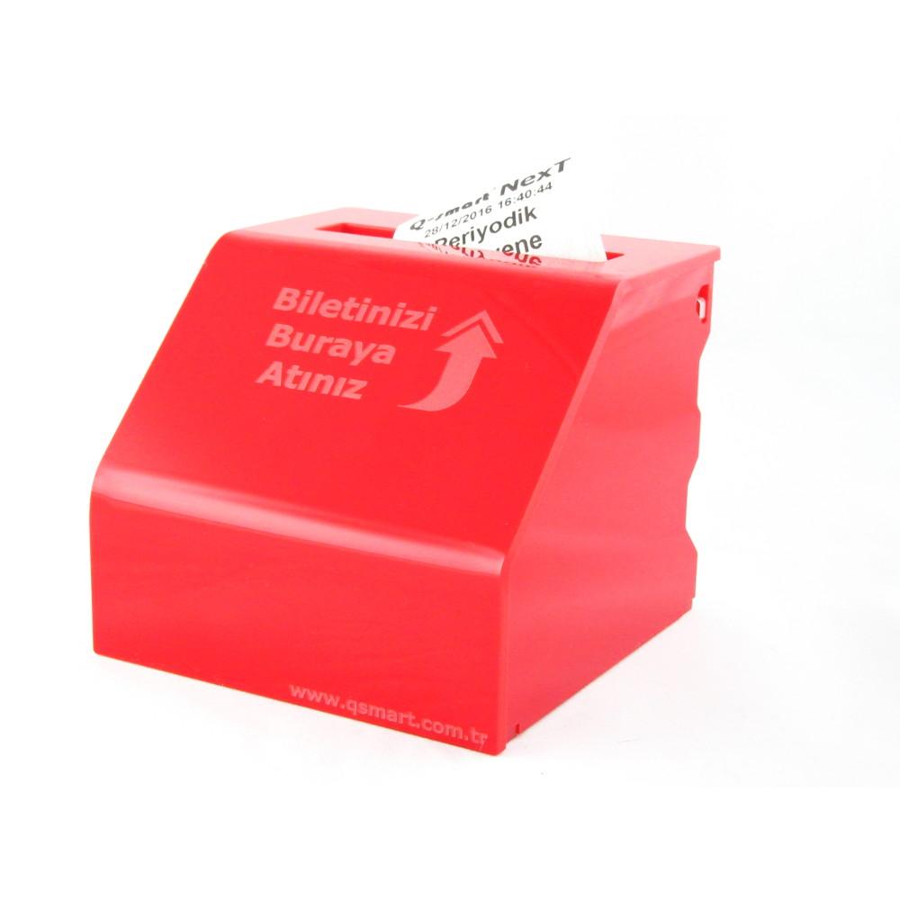 Sıra Çöp Kutusu Model B