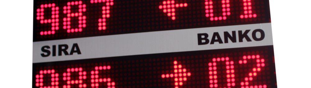 Matrix sıramatik ana ekran