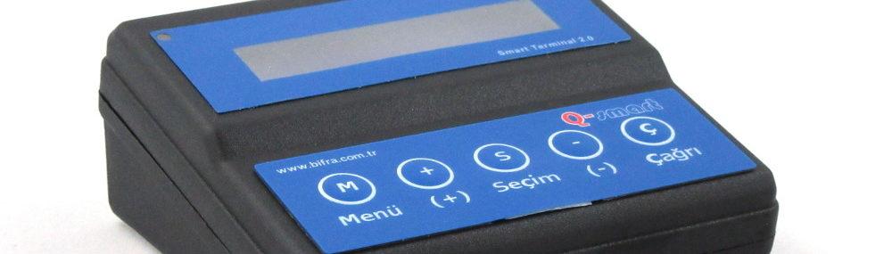 Q-smart Masaüstü Çağrı Terminali