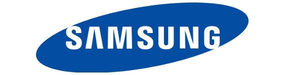 Samsung yatay logo