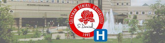 SDÜ Hastane Logo