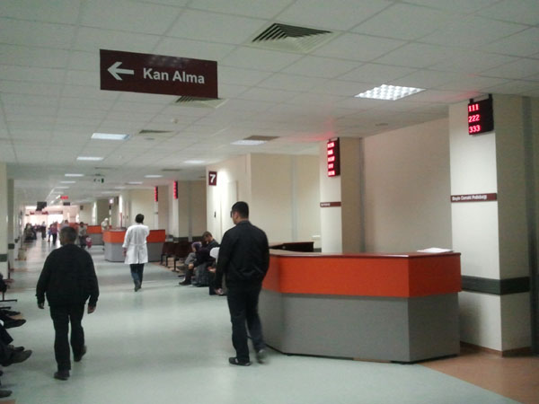 SDU Hastane Sıramatik Sistemi