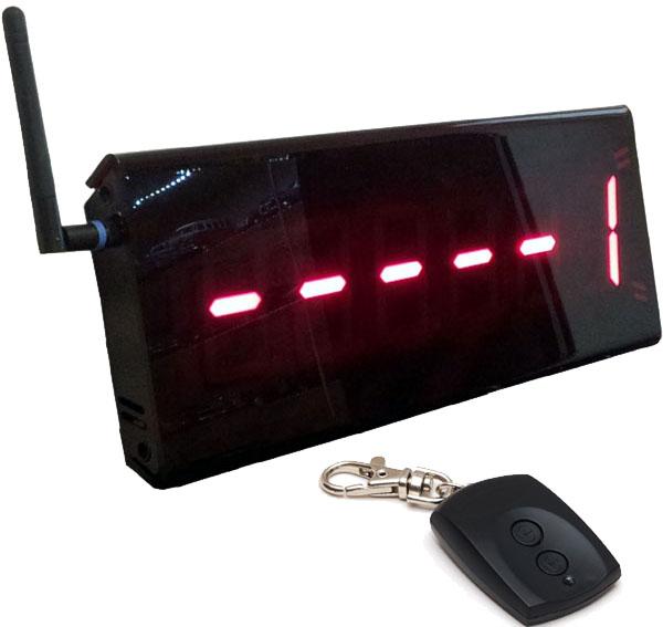 kablosuz sıramatik ekran
