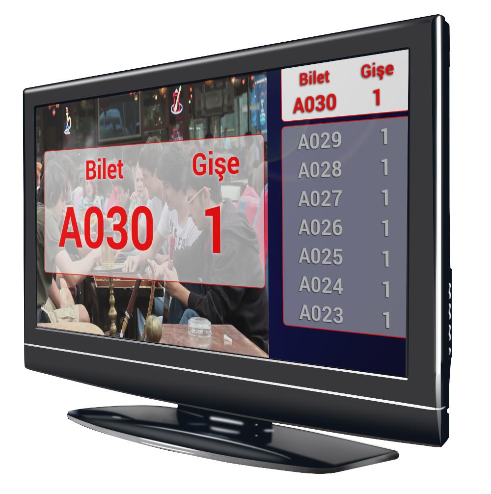 sıramatik LCD TV ana panel