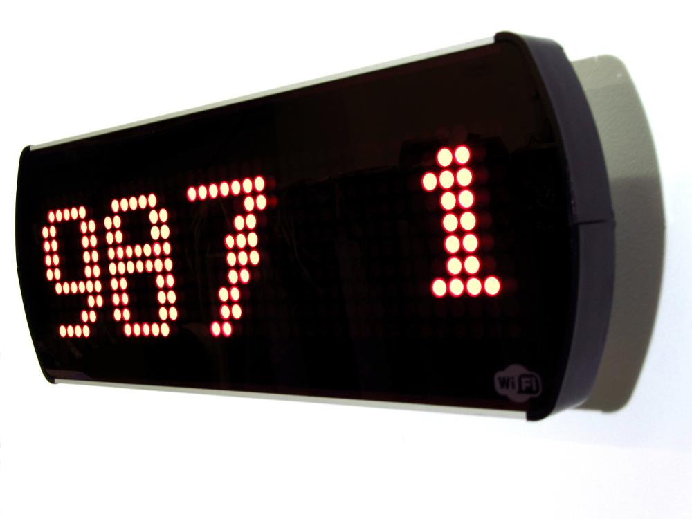 wifi sıramatik sistemi ekranı