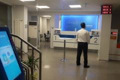 Halkbank yeni konsept sıra sistemi